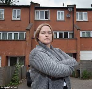 can i get a 3 bedroom council house single mother begs council to re house her as her five bed