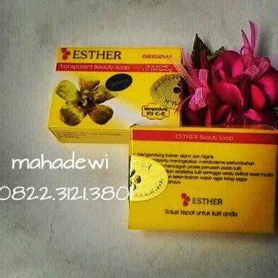Termurah Sabun Esther Original sabun esther transparan mahadewi shop quot esther original taiwan quot