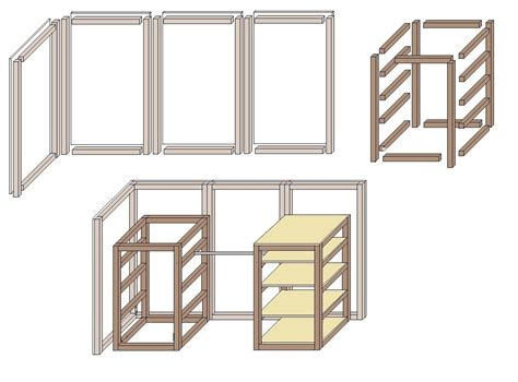 Begehbarer Kleiderschrank Selber Bauen by Begehbaren Kleiderschrank Selber Bauen 187 Www Selber Bauen De