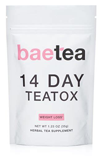 Bae Detox Tea by Drinks For Weight Loss By Nasim