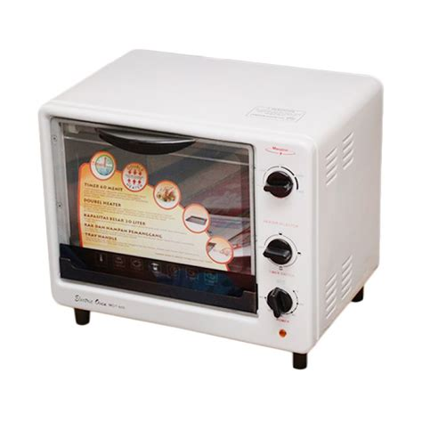 Oven Maspion Mot 600 jual maspion oven listrik mot 600 2 liter harga