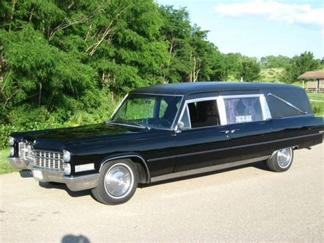 1966 Cadillac Hearse by Find Used Cadillac Hearse M M Limo Conversion 1966 In