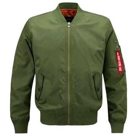Jaket Bomber Jaket Casual Jaket Anti Air 2017 bomber jacket air embroidery