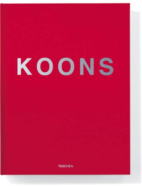 libro koons basic art series jeff koons limited edition libros taschen