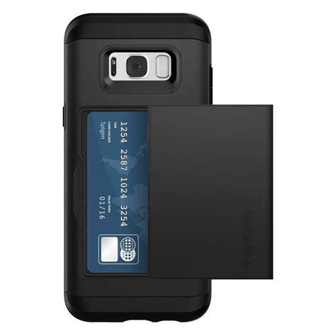 Slim Pc Tpu Samsung Galaxy S8 Plus Black spigen 174 slim armor cs 571cs21672 samsung galaxy s8 plus black spaceboy