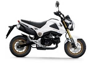 Honda Grom 2015 2015 Honda Grom Review Specs Changes Price Msrp