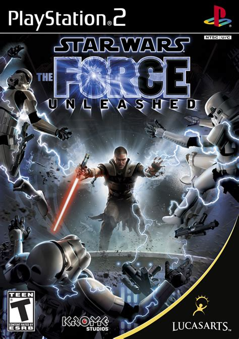 star wars games starwarscom star wars the force unleashed sony playstation 2 game