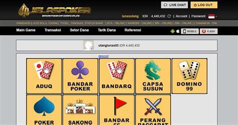 hack bandar poker   menggunakan id pro pkv games hack pkv games