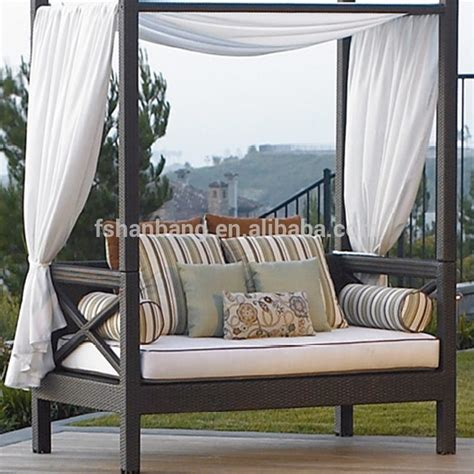 outdoor sofa with canopy 15 inspirations of outdoor sofas with canopy
