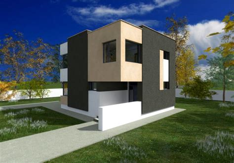 rectangle house two story houses under 150 square meters houz buzz