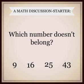 Mat Reasoning Questions by Math Talk 101 Scholastic