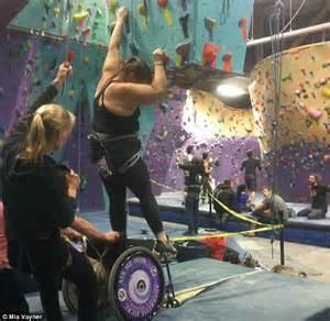 Craigslist Co pushing myself fit paraplegic woman reveals how she lost
