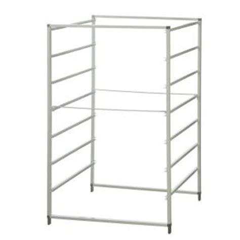 Closetmaid Metal Drawers Closetmaid 7 Runner Cross Bar Set For Ventilated Wire