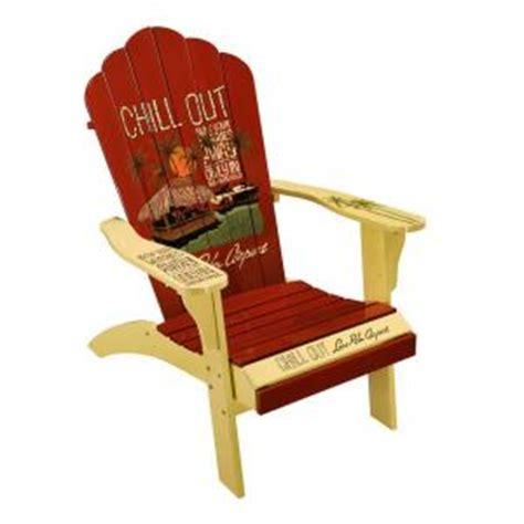 margaritaville adirondack chairs bjs margaritaville chill out classic adirondack patio chair
