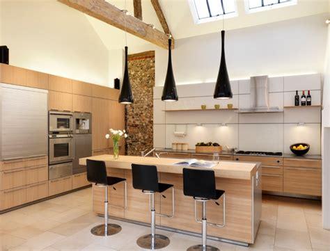 wooden modern kitchen 18 wooden kitchen designs ideas design trends