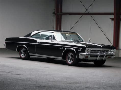 1966 chevrolet impala 396 325hp sport coupe classic