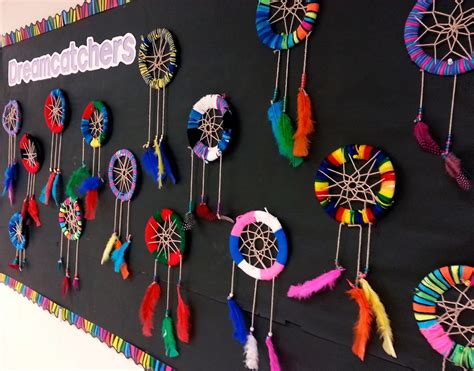 ideas for ks2 art club dreamcatchers 5th art club art with mrs nguyen
