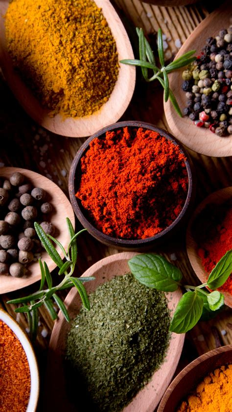 wallpaper spices pepper  food