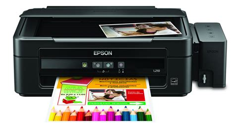 Printer Epson L210 Model C462h epson l210 scanner drivers sokolthought