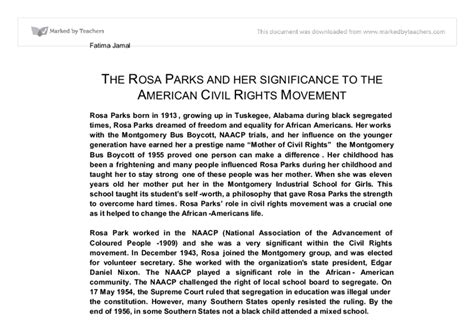 research paper on rosa parks essay about rosa parks rosa parks essay rosa parks essay