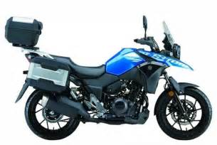 Suzuki V Suzuki V Strom 250 Dl250 233 Apresentada Motorede