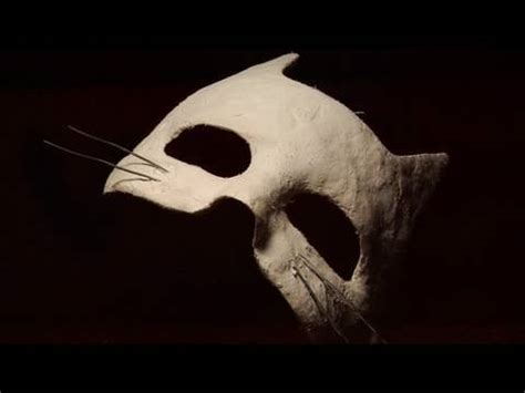How To Make A Mask Without Paper Mache - make a masquerade mask threadbanger projects
