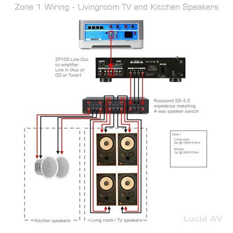 Wrg 2199 6 Ohm Speaker Wiring Diagram