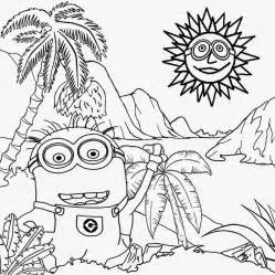 free minions coloring pages free purple minions coloring pages
