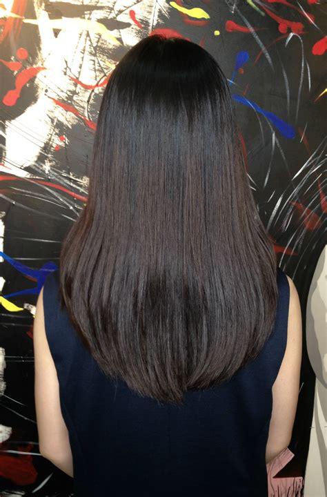 C Curve Rebond Hairstyle | c curve rebond hairstyle s curve rebonding highlights