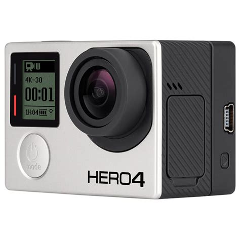Kamera Gopro kamera set gopro hero4 black battery bacpac buy with free delivery bergfreunde co uk