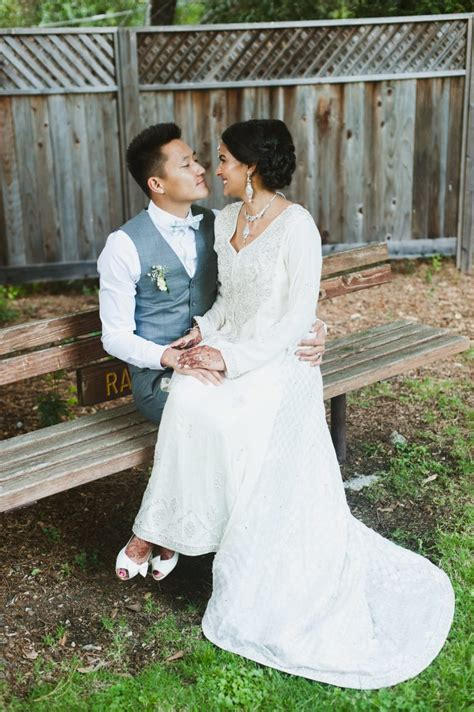 How We Created a Pakistani and Mongolian Bay Area Wedding