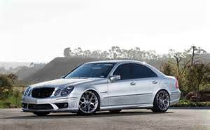 Mercedes 55 Amg This Mercedes E55 Amg Is Crazily Fast