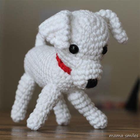 crochet puppy crochet
