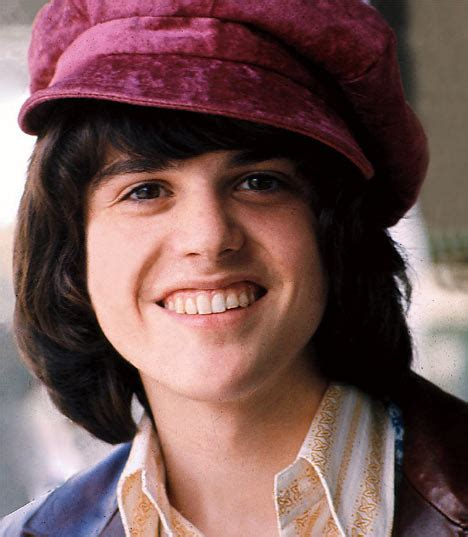 donny osmond puppy i hated being me says former idol donny osmond daily mail