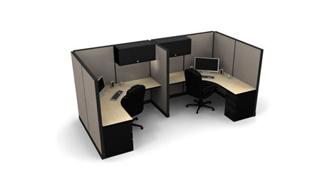 Office Desk Cubicles 6 X 6 Steelcase Workstations New Office