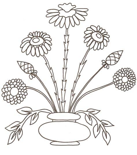 Coloriage D Un Bouquet De Fleurs Dessin 1 Inspir 233 De L Coloriage Fleur De Vanille Imprimer L