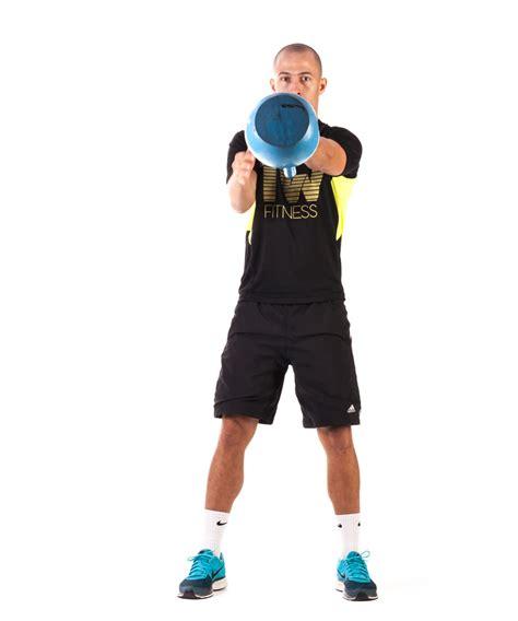 kettlebell swing exercise alternating kettlebell swing total workout fitness