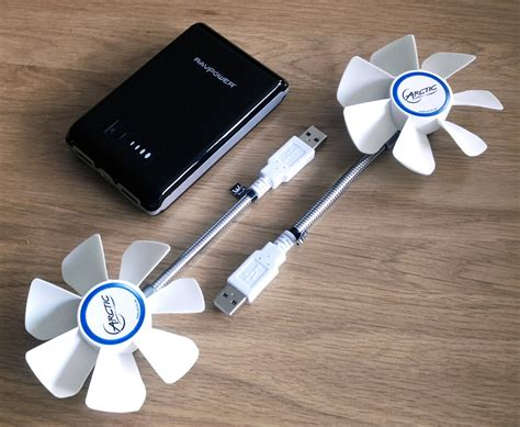 usb powered car fan portable charger powered usb fan