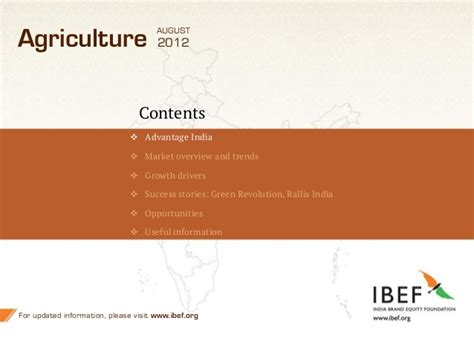 the agriculture manifesto ten key drivers that will shape agriculture in the next decade books agriculture sector in india indian agriculture industry