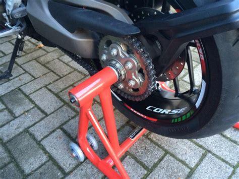 Felgenaufkleber Motorrad Monster by Zeigt Her Eure Felgenrandaufkleber Optik Und Zubeh 246 R