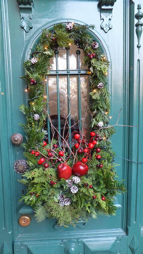decorazioni natalizie porta ingresso decorazioni natalizie porta ingresso ge69 187 regardsdefemmes