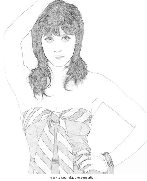 Opera Singer Coloring Page Sketch Coloring Page Katy Perry Coloring Pages