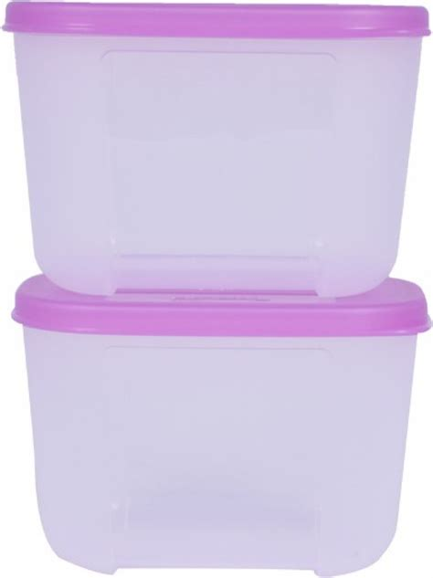 Mini Clear Mate Tupperware tupperware freezer mate mini set of2 300 ml plastic
