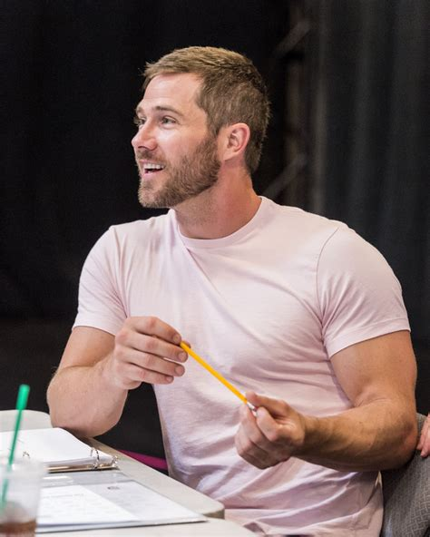 photo flash inside rehearsals for paul rudnick s new play big at the douglas