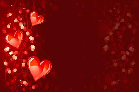 imagenes de rosas del dia del amor y la amistad corazones iluminados en el d 237 a del amor y la amistad 75721