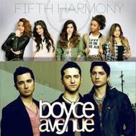 download mp3 album boyce avenue baixe agora fifth harmony feat boyce ave when i was