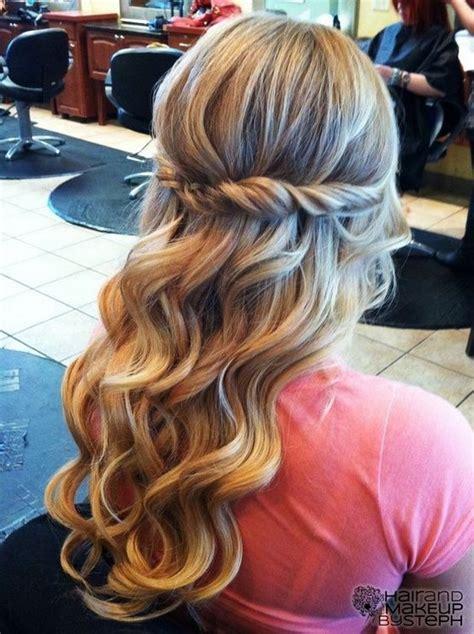 hairstyles for school leavers peinados semirecogidos modelos y tutoriales paso a paso