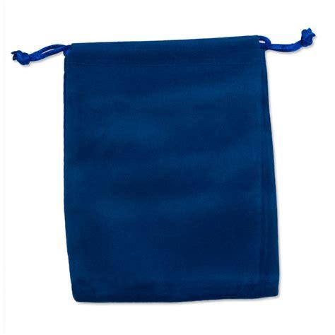 velvet drawstring bags for weddings royal blue