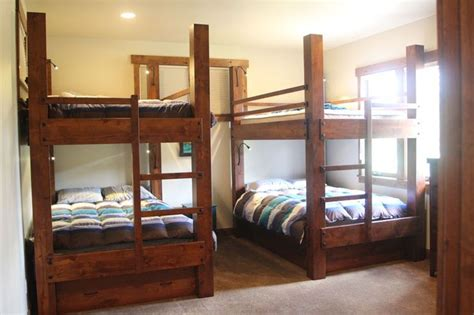 bunk bed queen best 25 queen bunk beds ideas on pinterest bunk rooms