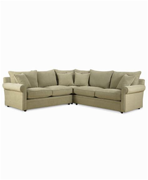 doss fabric microfiber 3 sectional sofa furniture